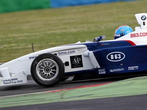 B63 - For Energy: BMW Formula Talent Cup (sponsorship)
