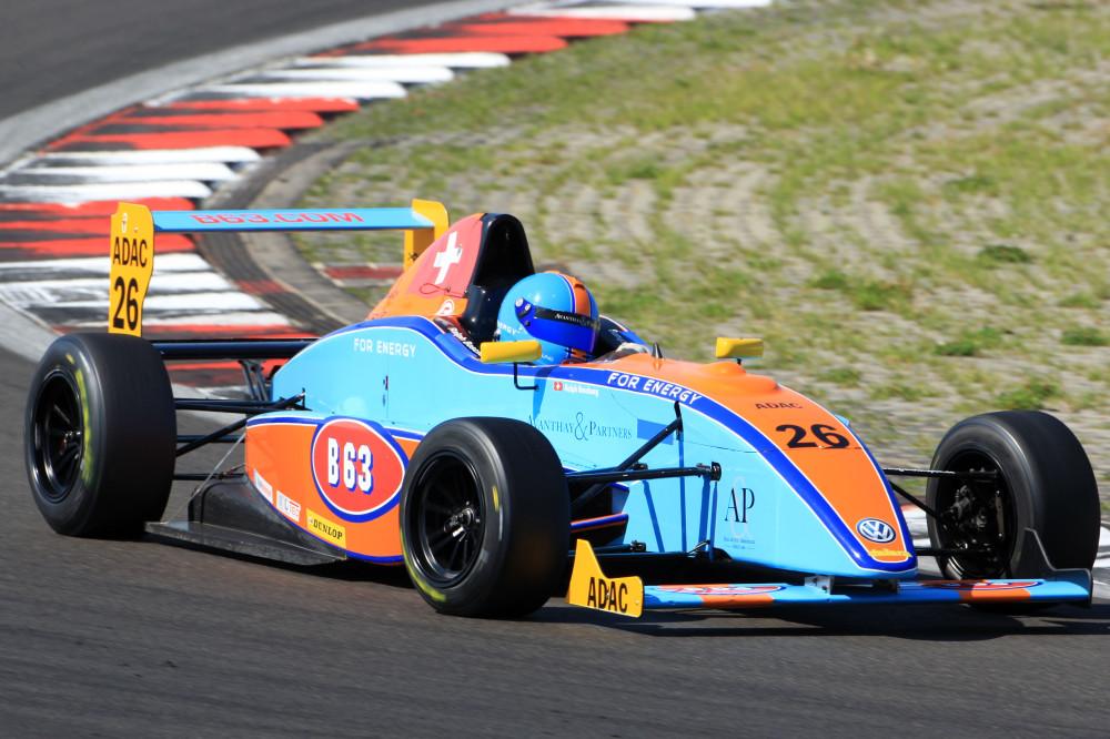 B63 - For Energy: ADAC Formel Masters (sponsorship)