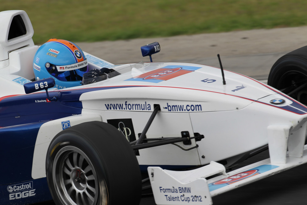B63 - For Energy: BMW Formula Talent Cup (sponsorship)